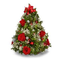 Holiday Flowers - Christmas