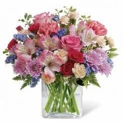 Enchanted Garden Flower Bouqquet
